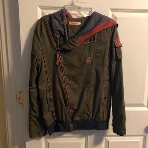 Jackets & Blazers - Cute utility jacket